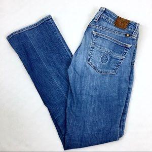 "Lucky Brand Lola Boot Jeans Denim 31"" Inseam"